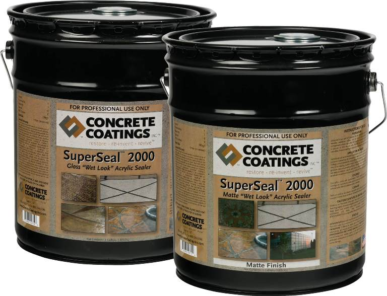 SuperSeal 2000 by Concrete Coatings review