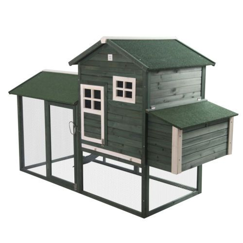 Pawhut Chicken Coop review