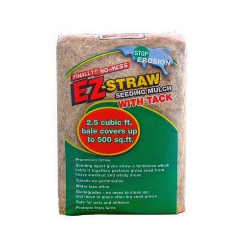 EZ-Straw Seeding Mulch with Tack review