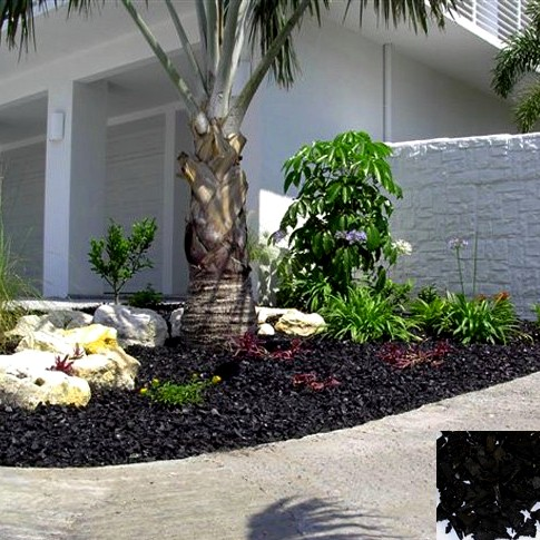 Yardwise Rubber Landscape Mulch review