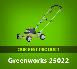 Greenworks 25022 - Our Best Product