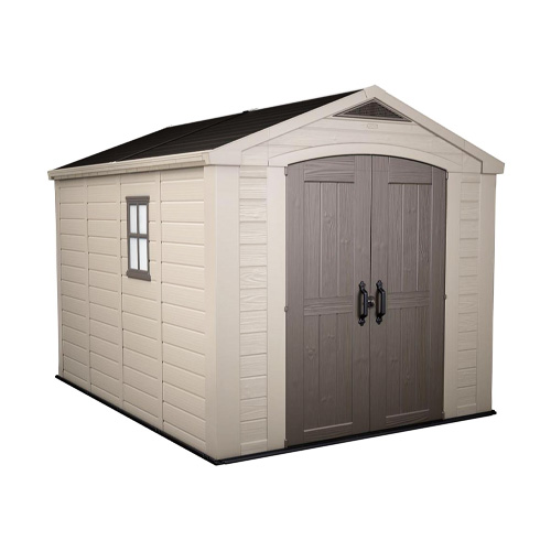 Keter Factor Shed Kit review