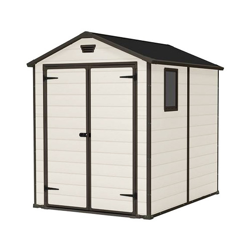 Keter Manor Shed Kit review