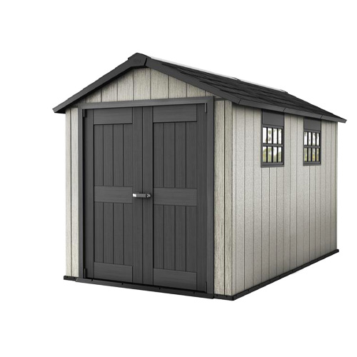 Keter Oakland Shed Kit review