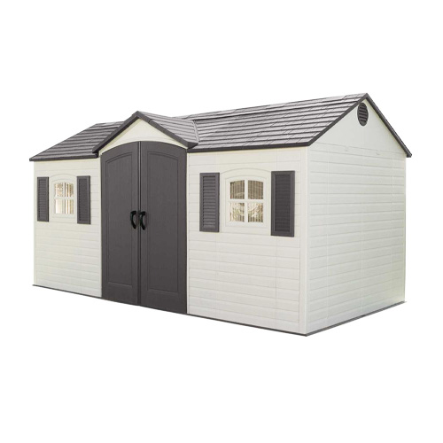Lifetime 6446 Shed Kit review