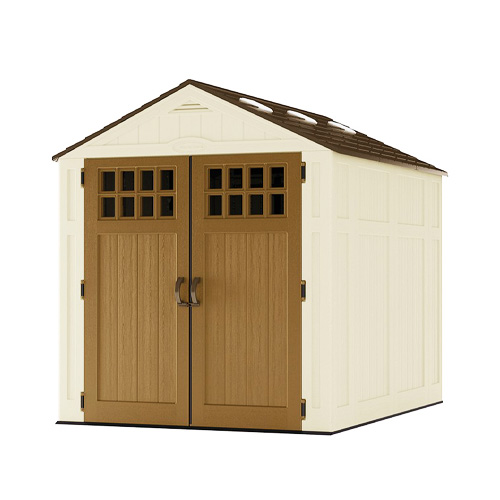 Suncast Everett Storage Shed review