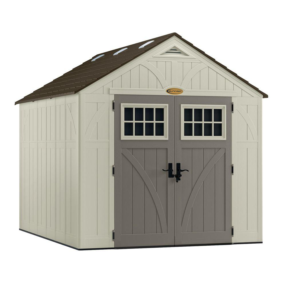 Suncast Tremont Storage Shed review