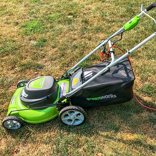 Best Corded Electric Lawn Mower – Reviews & Guide