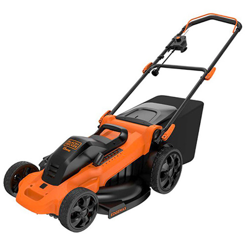 Black + Decker MM2000 Corded Electric Lawn Mower review