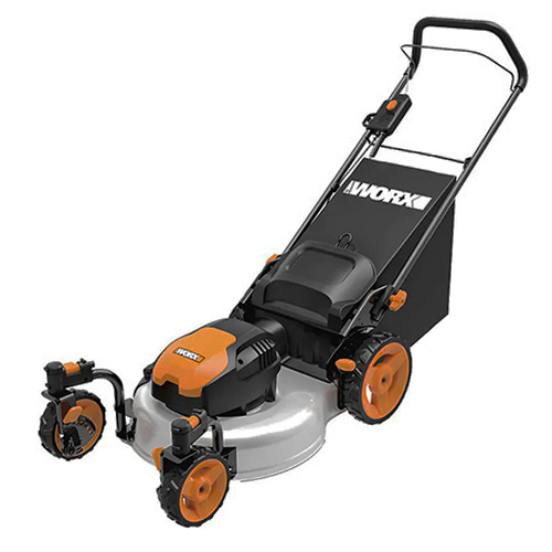 Worx WG719 Corded Electric Lawn Mower review