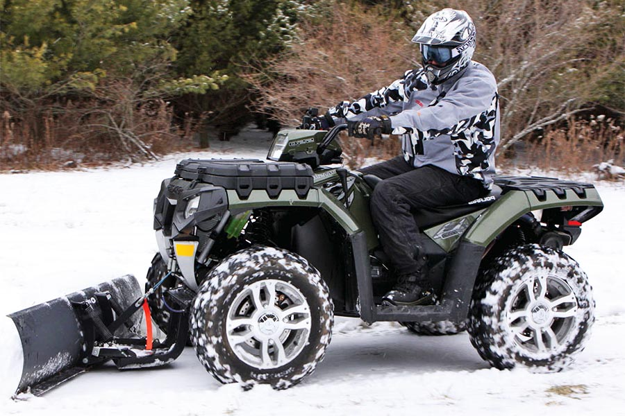 Best ATV Snow Plow