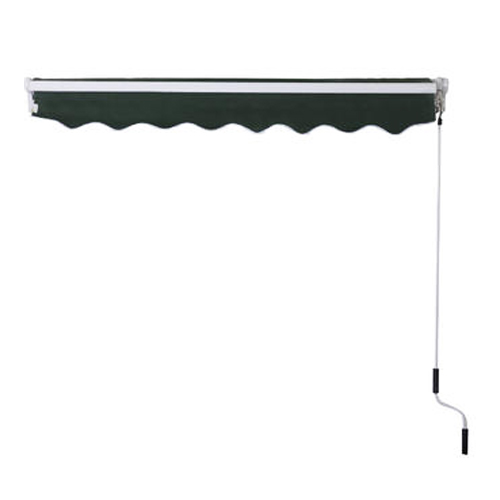 Goplus Retractable Deck Awning review