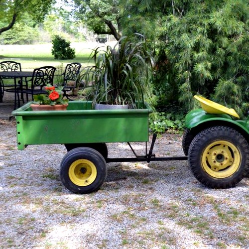 10 Best Dump Carts For Lawn Tractor
