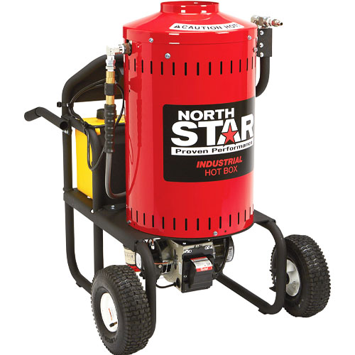 NorthStar 4,000 PSI 4GPM Electric Wet Steam and Hot Water Pressure Washer review