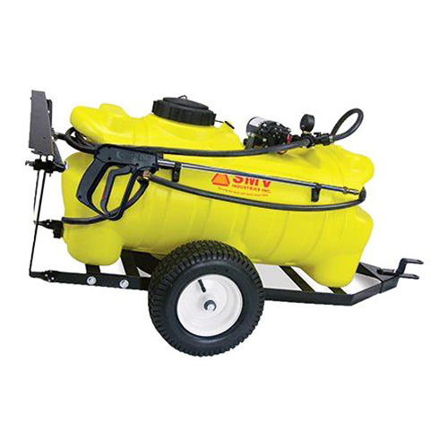SMV Industries 25TY202HLB2G2N 25 Gallon DLX Trail Sprayer review