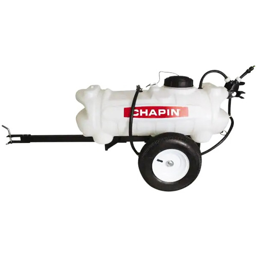 Chapin 97600 15-Gallon Tow-Behind Sprayer review