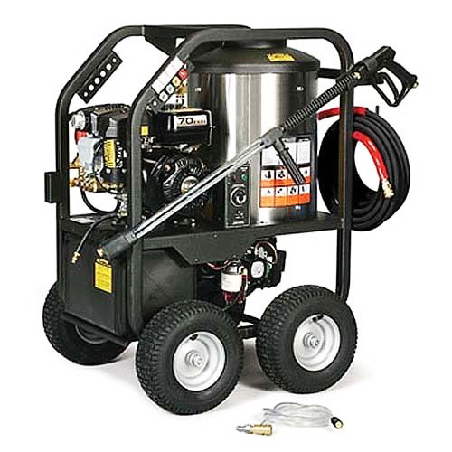 Shark STP-352007A 2,000 PSI 3.5 GPM 230 Volt Electric Hot Water Commercial Series Pressure Washer review