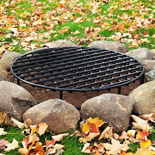 Best Fire Pit Grate - Reviews & Guide