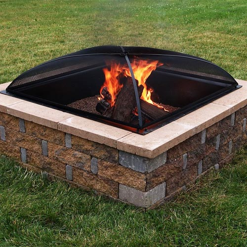 Best Fire Pit Spark Screen - Reviews & Guide