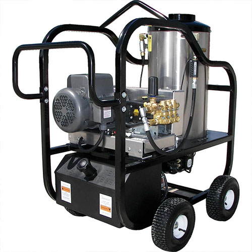 Best Hot Water Pressure Washer – Reviews & Guide