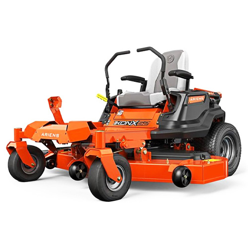 Ariens 915223 IKON-X 52 Zero Turn Mower 23hp Kawasaki FR691 Series review