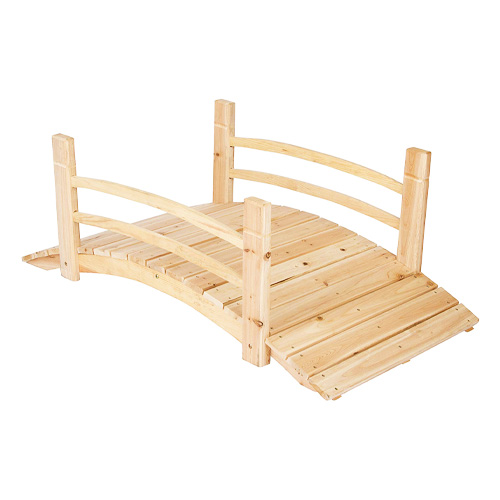 Shine Company 4 Ft. Cedar Garden Bridge review