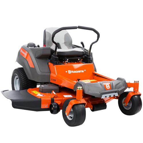 Husqvarna Z248F 48 in. 21.5 HP Kawasaki Hydrostatic Zero Turn Riding Mower review