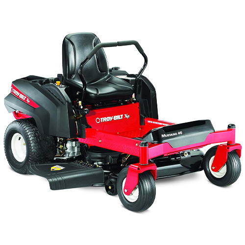 Troy-Bilt Mustang 46 22HP 46-Inch Zero-Turn Mower review