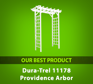 Dura-Trel 11178 Providence Arbor - Our Best Product