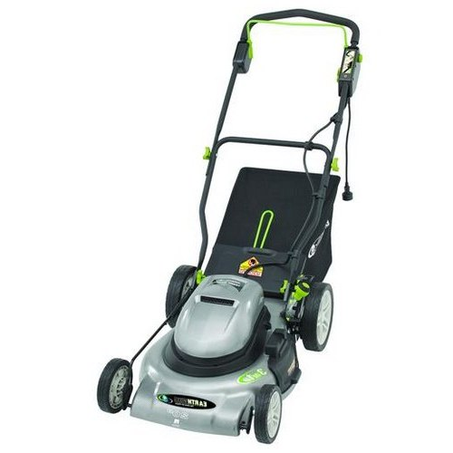 Earthwise 50520 Corded Electric Lawn Mower review