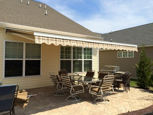 How to Install a Retractable Awning - MyGardenZone
