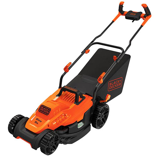 BLACK + DECKER BEMW472BH Corded Electric Lawn Mower review