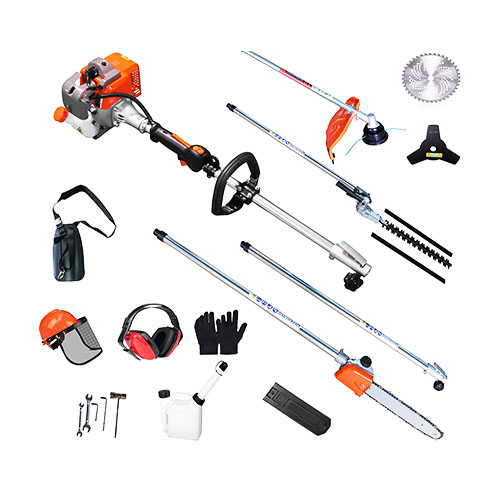 PROYAMA 26cc 5 in 1 Gas Hedge Trimmer review