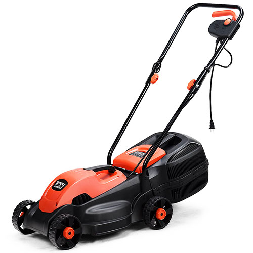 Goplus Lawn Mower review