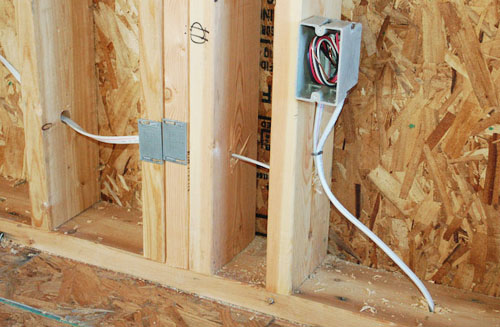 How to Run Electricity to a Shed: Plan the circuit