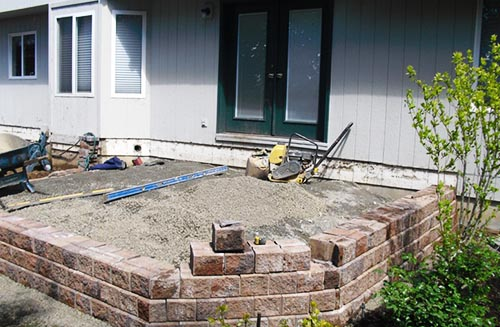 How to Build a Raised Patio