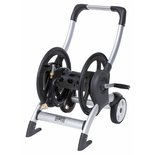 Aluminum Hose Reel Cart by AMES review