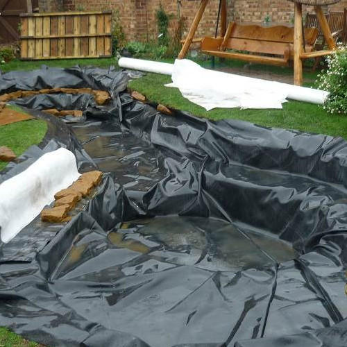 What Size Pond Liner do I Need?