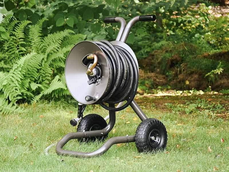 Best Garden Hose Reel Carts